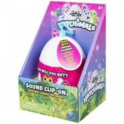 Hatchimals kulcstartó tojásban hanggal - 11 cm - Hatchimals plüssök tojásban - Hatchimals plüssök tojásban Hatchimals