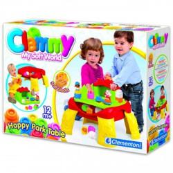 Clemmy Baby nagy játszóasztalka, bébjáték - Clemmy bébijátékok - Bébijátékok Clemmy