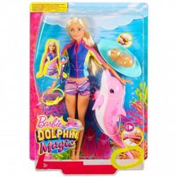 Barbie Delfin varázslat - búvár kaland - Barbie babák - Barbie babák Barbie