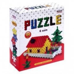 Mega műanyag 150 darabos építőjáték - Építőjátékok - Építőjátékok
