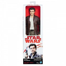STAR WARS Az utolsó jedik EPIZÓD 8. Hero Series Poe Dameron kapitány 30 cm-es figura - Star wars játékok - Star wars játékok Star Wars