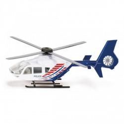 Siku 2539 rendőrségi helikopter 1:55 - SIKU modellautók - Pályák, kisautók Siku