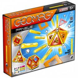 Geomag 50 darabos paneles mágneses építőjáték készlet - Geomag építőjátékok - Építőjátékok Geomag