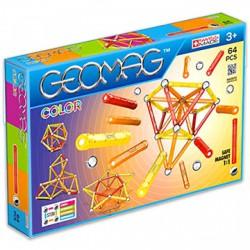 Geomag színes 64 darabos mágneses építőjáték készlet - Geomag építőjátékok - Építőjátékok Geomag