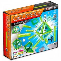 Geomag 32 darabos paneles mágneses építőjáték készlet - Geomag építőjátékok - Építőjátékok Geomag