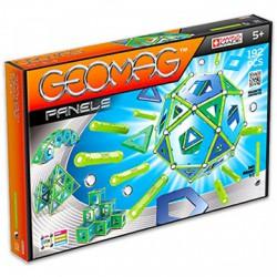 Geomag 192 darabos paneles mágneses építőjáték készlet - Geomag építőjátékok - Építőjátékok Geomag