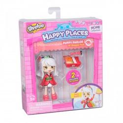 Shopkins Happy Places 1 darabos készlet - Puppy Parlor - Shopkins játékok - Lányos játékok Shopkins