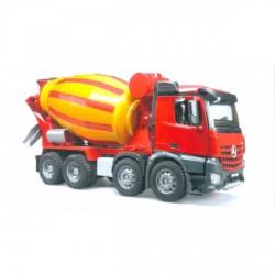 Bruder 1:16 Mercedes-Benz Arocs betonkeverő 59 cm - Bruder játékok - Bruder játékok Bruder