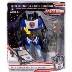 Hot Detrusion átalakuló robot - 17 cm - Transformer/átalakuló robot játékok - Transformer/átalakuló robot játékok