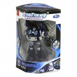 Alteration Man Securicar átalakuló robot - 15 cm - Transformer/átalakuló robot játékok - Transformer/átalakuló robot játékok