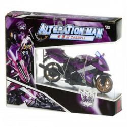 Alteration Man Carroll átalakuló robot - 15 cm - Transformer/átalakuló robot játékok - Transformer/átalakuló robot játékok