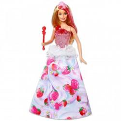 Barbie Dreamtopia világító és zenélő hercegnő baba - Barbie babák - Barbie babák Barbie