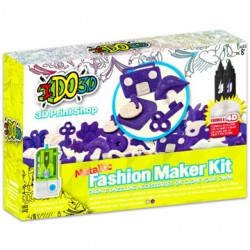 I do 3D Print Shop divatos kiegészítő készlet - I do 3D kreatív játékok - I do 3D kreatív játékok I do 3D