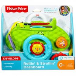 Fisher-Price Játékos műszerfal, bébijáték - Fisher-Price - Bébijátékok Fisher-price