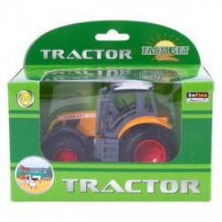 City Master traktor - 10 cm, többféle színben - Pályák, kisautók - Pályák, kisautók