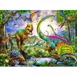 Ravensburger Dinoszaurusz 200 darabos XXL puzzle - RAVENSBURGER játékok - Kirakók, puzzle-ok Ravensburger