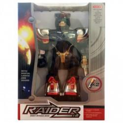 Raider robot fénnyel és hanggal - Bébijátékok - Bébijátékok