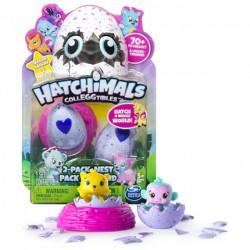 Hatchimals Colleggtibles gyűjthető figurák tojásban 2-es csomag - Hatchimals plüssök tojásban - Hatchimals plüssök tojásban Hatchimals