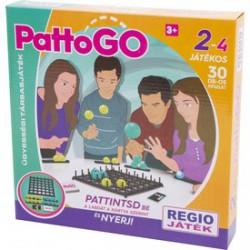 PattoGO társasjáték - Társasjátékok - Társasjátékok