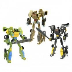 Alteration Man Green Ghost helikopter - 23 cm, többféle színben - Transformer/átalakuló robot játékok - Transformer/átalakuló robot játékok