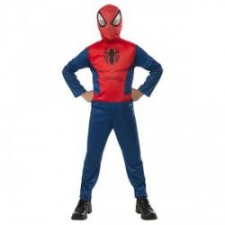 Pókember Ultimate Spiderman jelmez - 127-137 cm - Jelmezek - Jelmezek Pókember