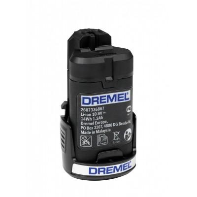 DREMEL® 875 10,8 V-os lítium-ion akkumulátor 26150875JA - Dremel tartozékok