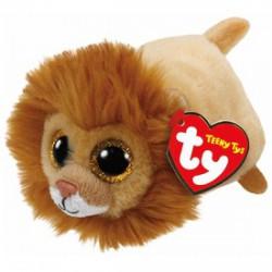 Teeny TY - Regal oroszlán plüssfigura - 10 cm - Teeny TY plüssfigurák - Plüss és állat,-mesefigurák Teeny TY