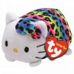 Teeny TY - Hello Kitty színes plüssfigura - 10 cm - Teeny TY plüssfigurák - Plüss és állat,-mesefigurák Teeny TY
