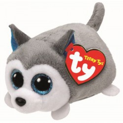 Teeny TY - Prince husky plüssfigura - 10 cm - Teeny TY plüssfigurák - Plüss és állat,-mesefigurák Teeny TY