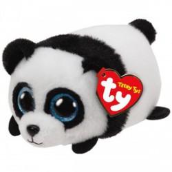 Teeny TY - Puck panda plüssfigura - 10 cm - Teeny TY plüssfigurák - Plüss és állat,-mesefigurák Teeny TY