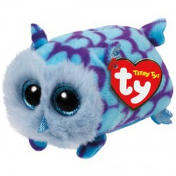 Teeny TY - Mimi bagoly plüssfigura - 10 cm - Teeny TY plüssfigurák - Plüss és állat,-mesefigurák Teeny TY