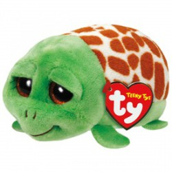 Teeny TY - Cruiser teknős plüssfigura - 10 cm - Teeny TY plüssfigurák - Plüss és állat,-mesefigurák Teeny TY