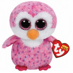 Teeny TY Glider pingvin plüssfigura - 15 cm - Teeny TY plüssfigurák - Plüss és állat,-mesefigurák Teeny TY