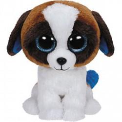 Teeny TY Duke kutya plüssfigura - 24 cm - Teeny TY plüssfigurák - Plüss és állat,-mesefigurák Teeny TY