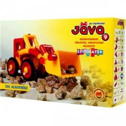 Jáva 9 építőjáték, 105 darabos - JÁVA építőjátékok - Építőjátékok Jáva