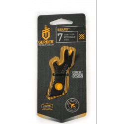 Gerber Shard multifunkciós, kulcstartóra rögzíthető mini szerszám (2231002965) - Gerber termékek - Gerber termékek Gerber
