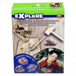 SES Explore dínó őskövület készlet - SES Kreatív játékok - SES kreatív játékok SES