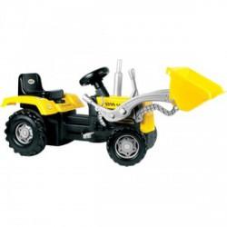 Dolu pedálos traktor markolóval - 106 cm - Járművek - Járművek Dolu