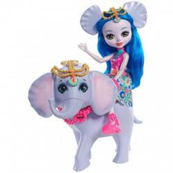EnchanTimals babák nagy állatkákkal - Ekaterina Elephant és Antic - EnchanTimals babák, játékok - EnchanTimals babák, játékok EnchanTimals