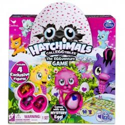 Hatchimals Eggventure társasjáték - Hatchimals plüssök tojásban - Hatchimals plüssök tojásban Hatchimals