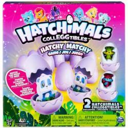 Hatchimals Colleggtibles - Hatchy Matchy játék - Hatchimals plüssök tojásban - Hatchimals plüssök tojásban Hatchimals