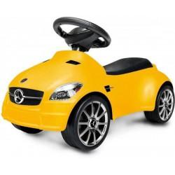 Mercedes-Benz SLK 55 AMG lábbal hajtós kisautó, bébitaxi - többféle színben - Járművek - Járművek Rastar