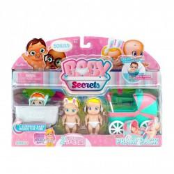 Baby Secrets babakocsis szett - BABY Secrets babák - BABY Secrets babák Baby Secrets