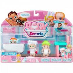 Baby Secrets etetőszékes szett, kiegészítő csomag - BABY Secrets babák - BABY Secrets babák Baby Secrets