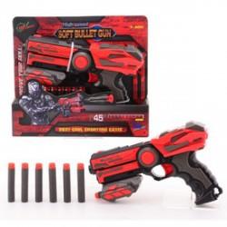 Serve and Protect szivacslövő pisztoly - 23 cm - Játék fegyverek - Játék fegyverek Serve and Protect