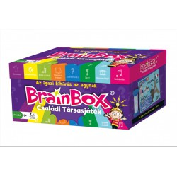 BrainBox Quiz családi társasjáték - Brainbox társasjátékok kicsiknek - Brainbox társasjátékok kicsiknek Brainbox