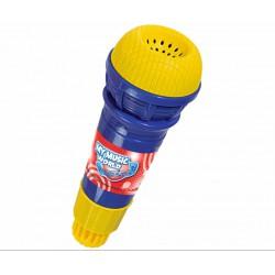 My Music Echo mikrofon - Játék hangszerek - Játék hangszerek Simba