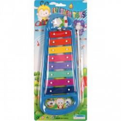 Színes xilofon - többféle színben - Játék hangszerek - Játék hangszerek