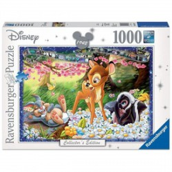Ravensburger Bambi 1000 darabos puzzle - RAVENSBURGER játékok - Kirakók, puzzle-ok Ravensburger