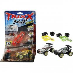 Trixx 360° Autó dupla rámpával pálya - TRIXX pályák, autók - Pályák, kisautók Trixx